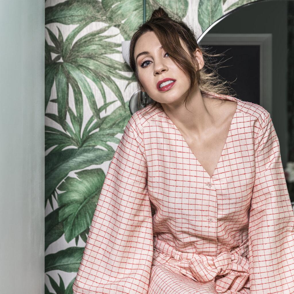 Maria Ahlgren författare journalist beauty food
